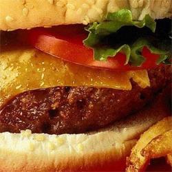 Red River Relish Original Game Day Burgers