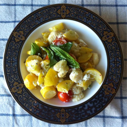 Red River Relish Chow Chow Gnocchi