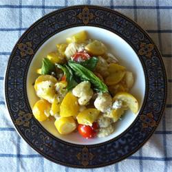 Chow Chow Gnocchi