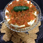 Red River Relish dip