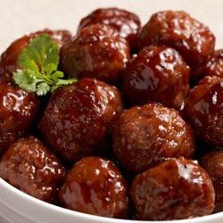 Teriyaki Meat Balls