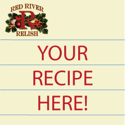 Send us your recipe!