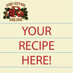 Send us your recipe!