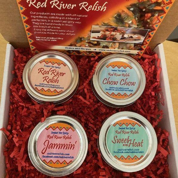 Red River Relish Sampler Box